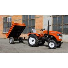 Трактор Уралец 220 гидрофицированный